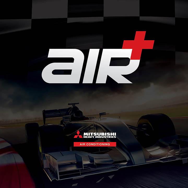 Air+ Logo