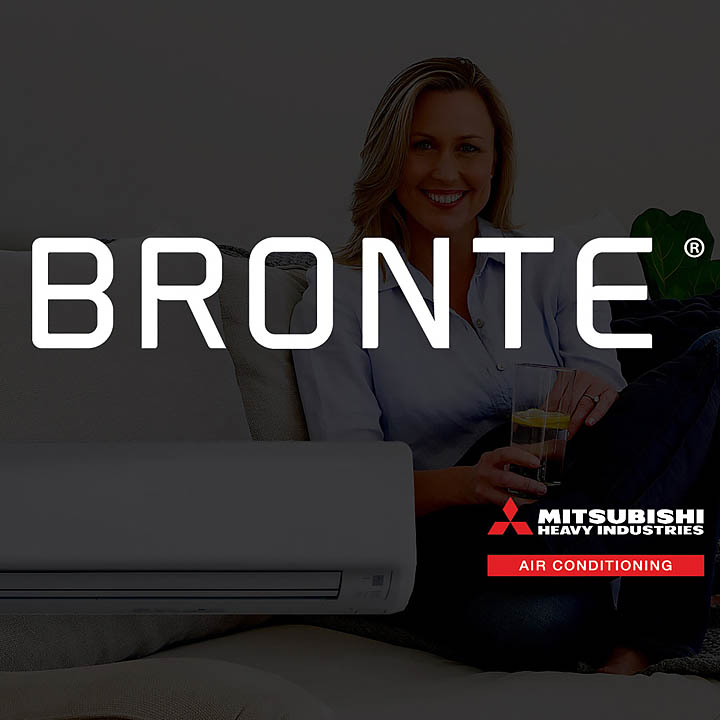 Bronte Logo | Trade Advertising